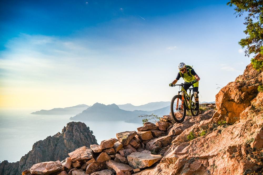 Julbo, bike, vélo, enduro, corse, vue