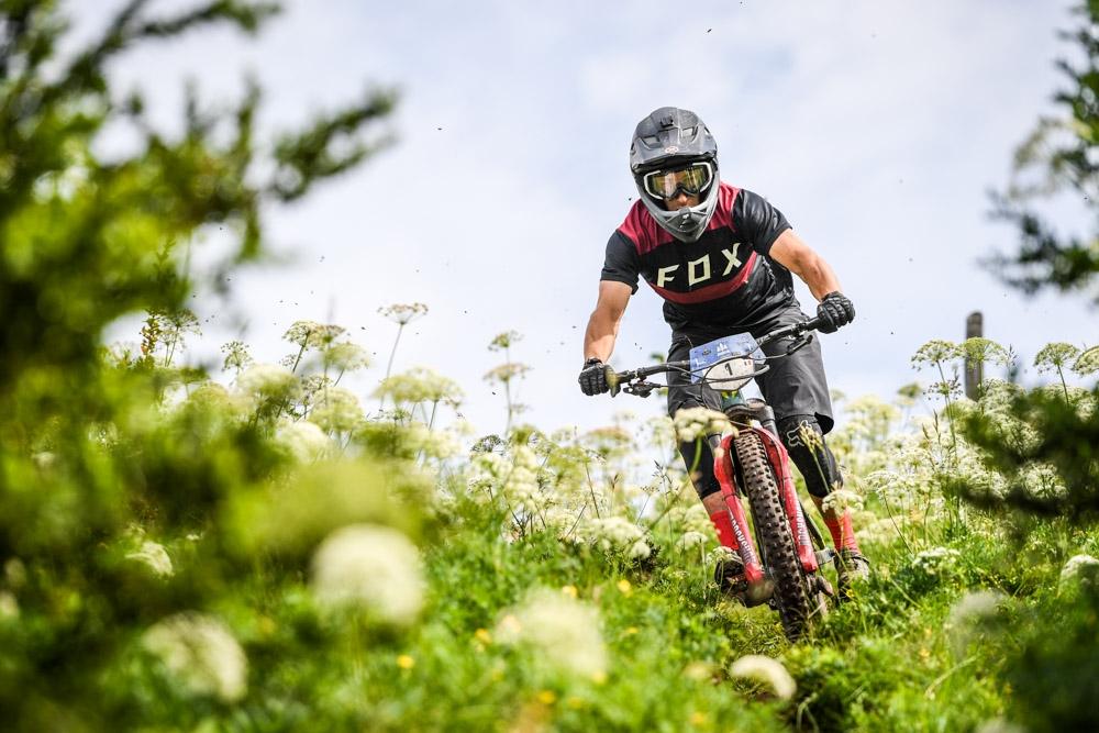 enduro, vélo, bike, Damien Oton