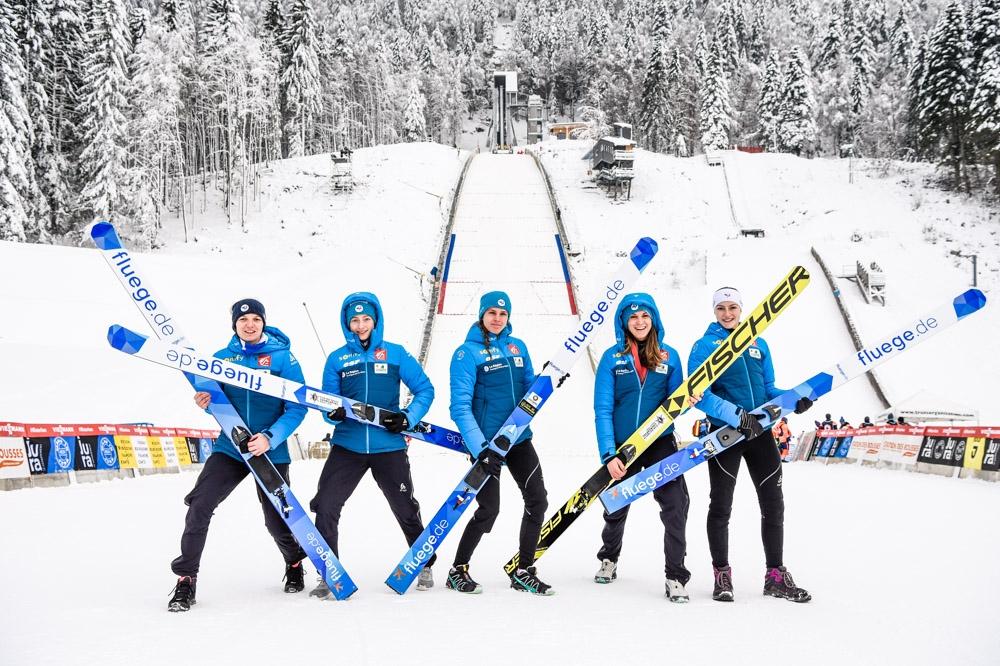 Equipe de France, saut à ski