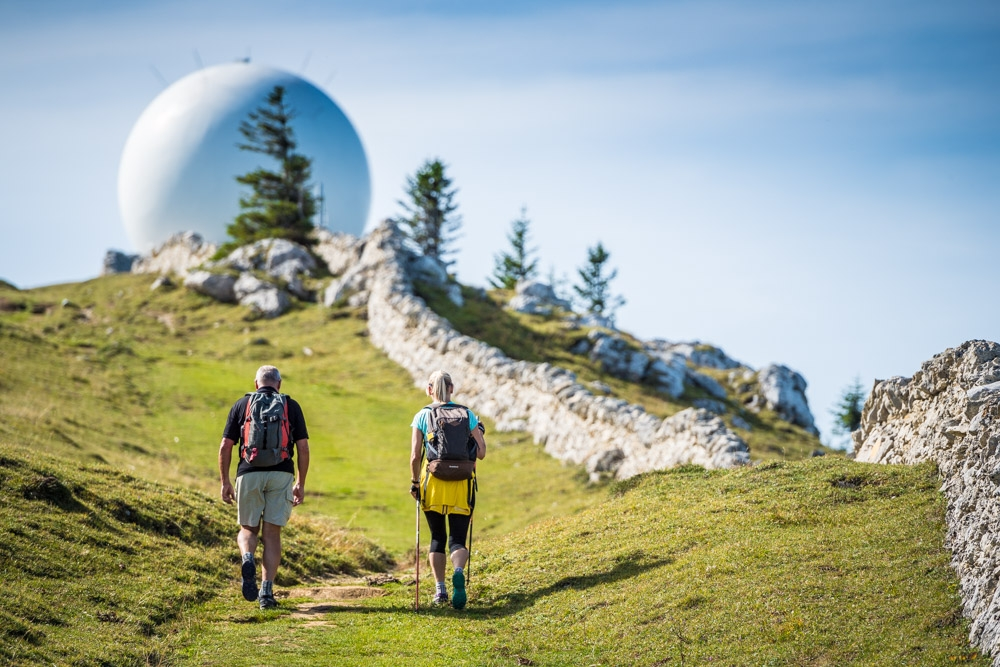 La Dole, Jura, les Rousses, montagne